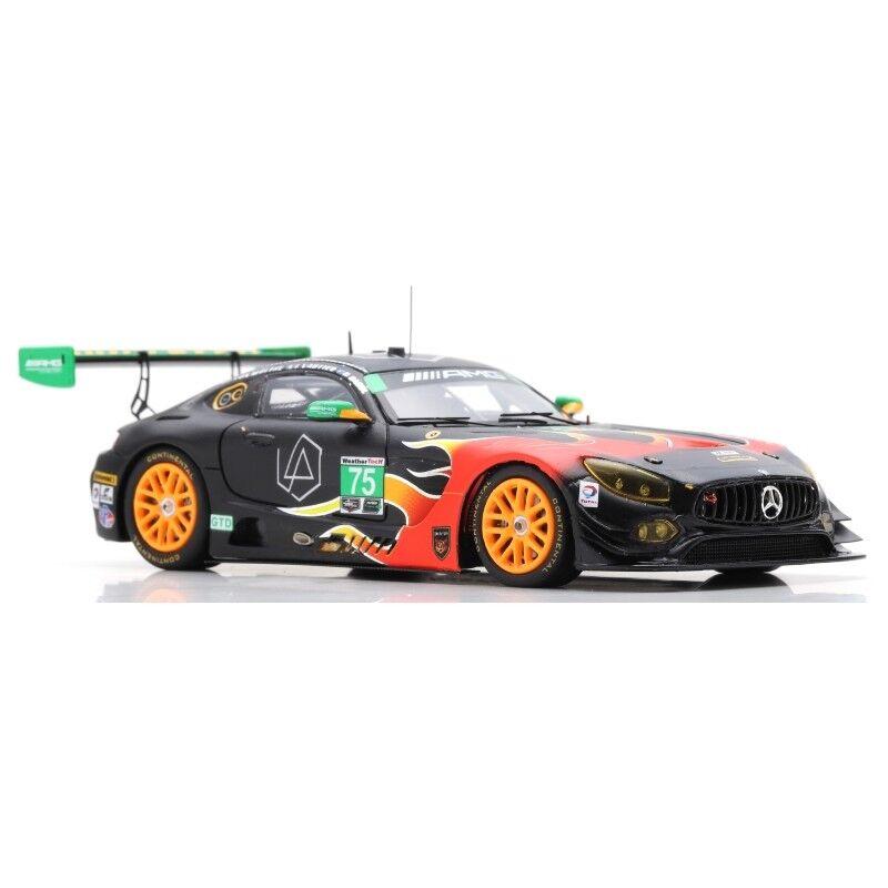 US034 Spark 1 43 MERCEDES AMG GT3 No.75 sunenergy 1 Racing Petit Le Mans 2017