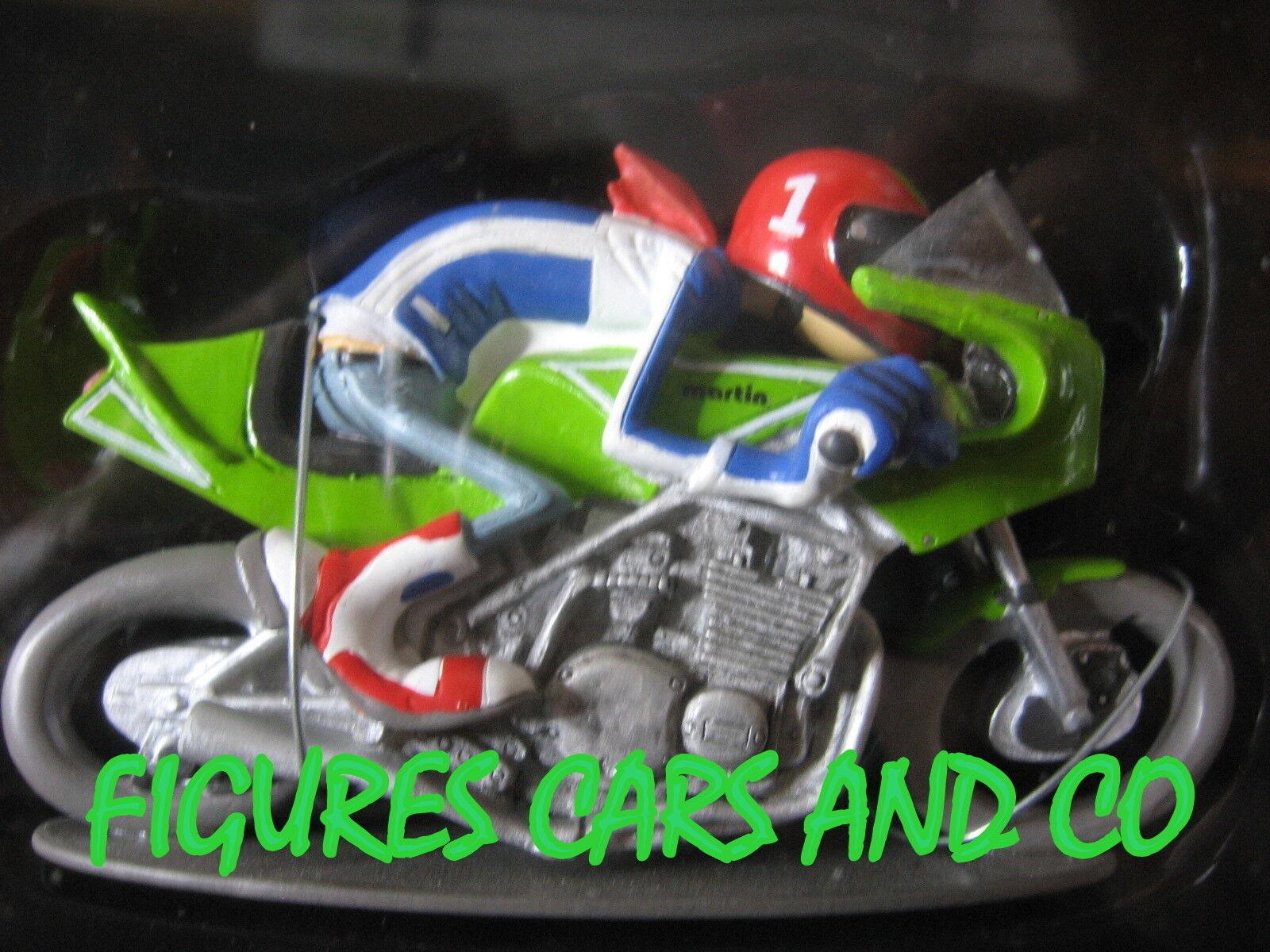 SERIE 2 MOTO JOE BAR TEAM TEAM TEAM 80 KAWASAKI 1000 MARTIN    GERARD MANPEUR cf3b9d
