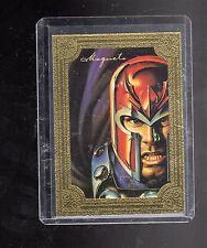 1996 Marvel  Masterpieces  #3 Golden Gallery card