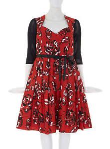 Kleid Gr.48 Ballkleid Abendkleid Cocktailkleid festlich ...