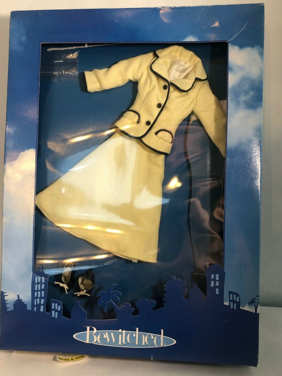 Bewitched Samantha Press Conference Doll Outfit by Tonner . NIB