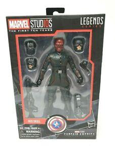 RED-SKULL-2-Marvel-Legends-6-034-Figure-Studio-First-10-Years-MCU-Captain-America