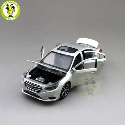 1//32 Jackiekim Subaru LEGACY Diecast Model CAR Toys kids Sound Light Gifts
