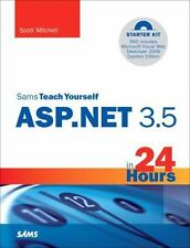 Sams Teach Yourself ASP.NET 3.5 in 24 Hours, Complete Starter Kit (Sam-ExLibrary