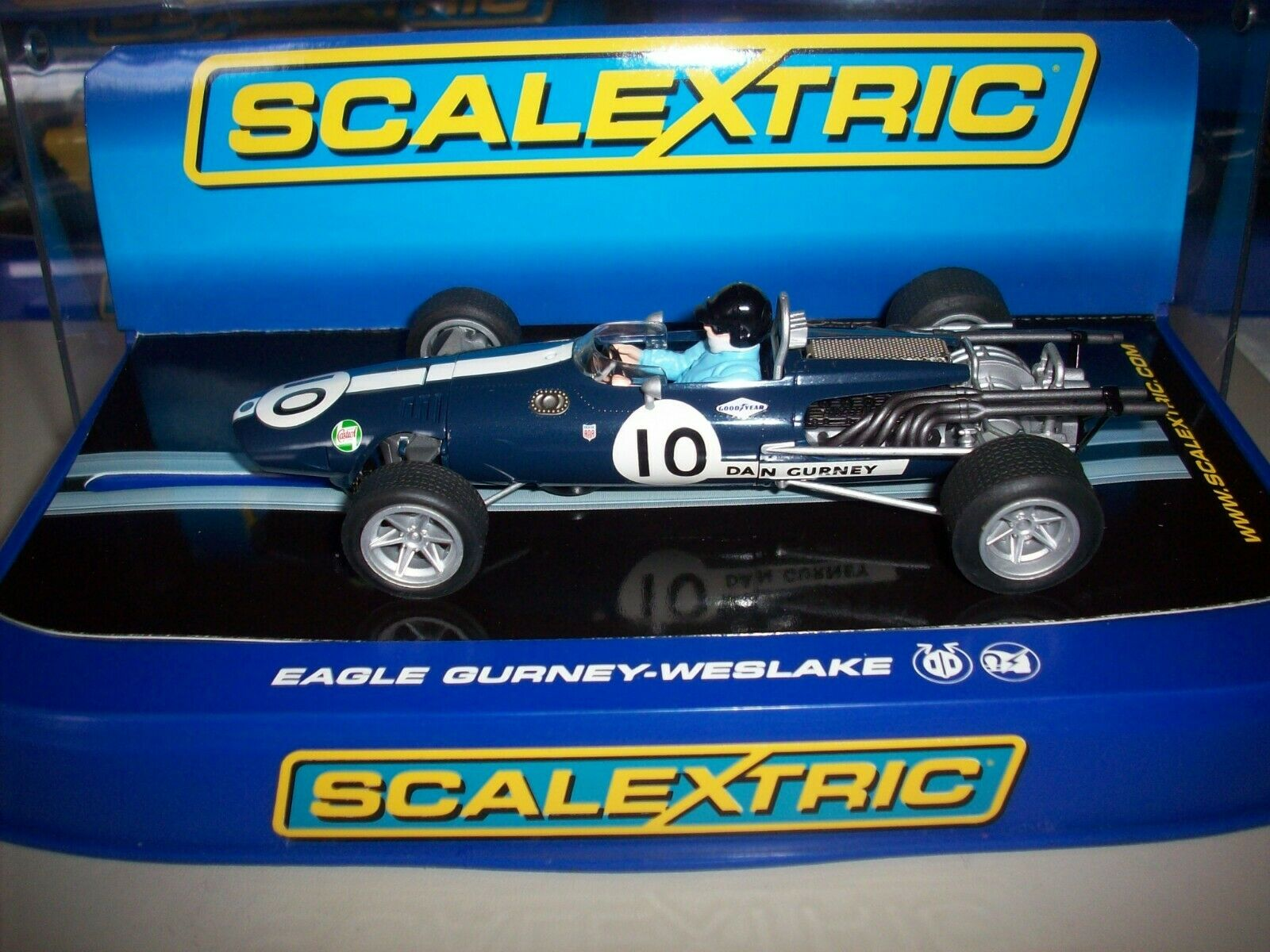 Scalextric C3102 Eagly Gurney-Weslake Dan Gurney New Mint In Box