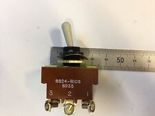 Aircraft Quality Electrical Toggle Switch SPDT