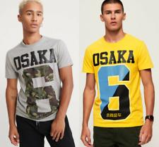 Superdry Herren Osaka T-Shirts