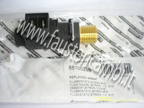 ARISTON FLUSSOSTATO BITRON MM 998647 996072 65100296 CALDAIA SIMAT T2 23 MFFI