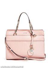 f6b55cc16fc9 Buy GUESS Janette Medium Logo Embossed Satchel Shoulder Bag Handbag ...