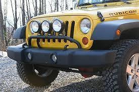 Jeep Wrangler 2007 - 2018 JK Bumper Mounted Light Bar 123220RR MOPAR NEW