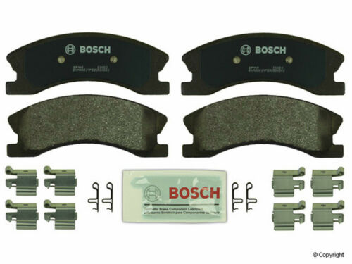 Disc Brake Pad Set-Bosch QuietCast Front fits 99-04 Jeep Grand Cherokee