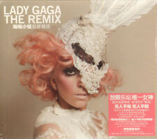 "LADY GAGA ""TheRemix"" 2010 14Trk CD *PetShopBoys *StuartPrice"