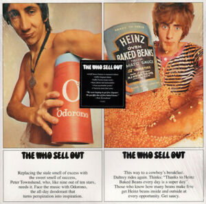 The Who - The Who Sell Out (LP, Album, RE, RM + LP + Dlx, RM) Mint (M)- 14454756