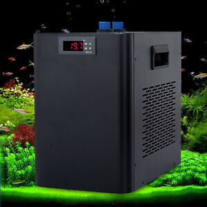 160L Aquarium Water Chiller Fish Shrimp Tank Cooling Machine 1/10HP 42gallon
