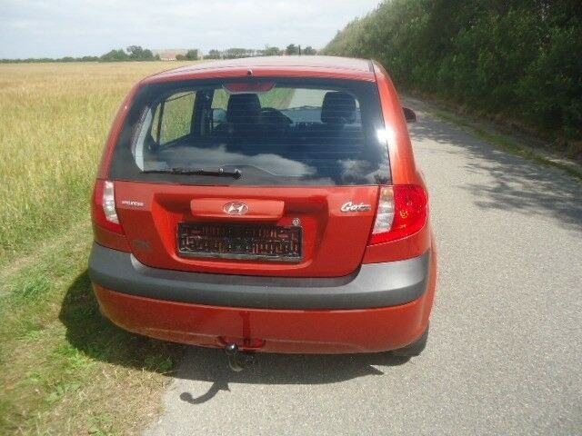 Hyundai Getz 1,4 GL Benzin modelår 2007 km 209000