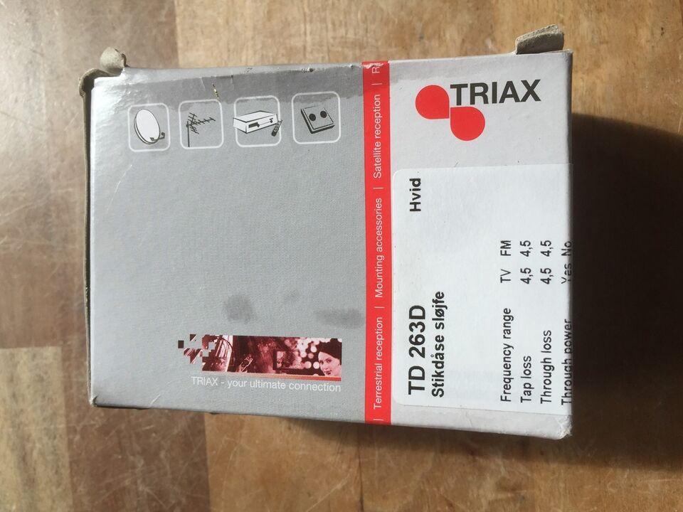 Triax Antennestik, TRIAX, Perfekt