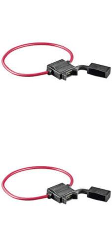 + 6 compone. también F hobby electrónica 6 vehículos de portafusible lleno de forma aislada hasta 32 voltios