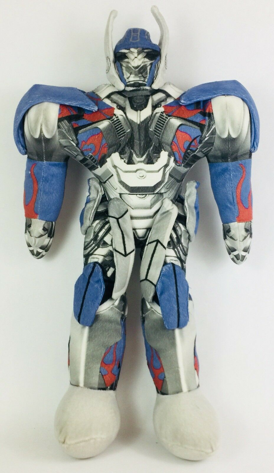 RARE     Transformers 4 Brave Comrade Commando Hasbro Decorative Pillow