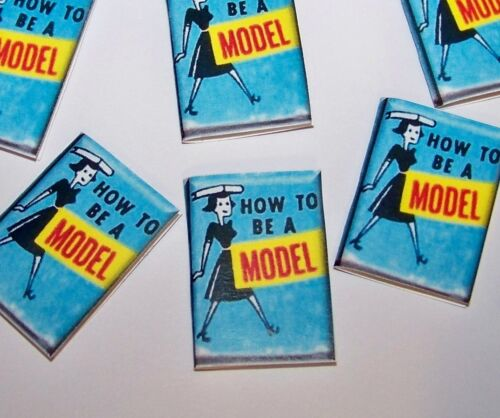 Barbie Midge Stacey Mod Blue Book How To Be A Model 1960s Repro Completer Item
