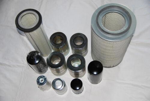 Filterset für Demag Kompressor SC 40 DS-2 mit Motor Deutz F 3L 1011
