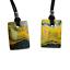 Bumble-Bee-Artisan-Jasper-Rectangle-Pendant-Necklace-BBJ1-Leather-Cord-Adventure