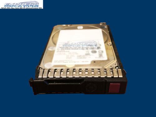 "1.2TB 10K SAS 6GB//s 2.5/"" ENTERPRISE Seagate Fits HP Proliant G8 DL365p Server"