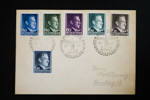 Germany-WWII-Stamped-Covers
