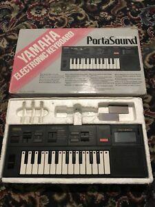 Discret Yamaha Portasound Tyu-40 Clé électronique Board-afficher Le Titre D'origine