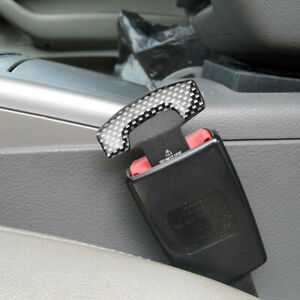 2Pcs-Durable-Car-Safety-Seat-Belt-Buckle-Alarm-Stopper-Clip-Clamp-Universal