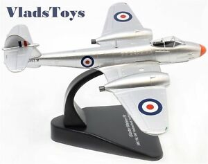 Oxford Models Gloster Meteor RAF Hednesford Staffs 81AC095
