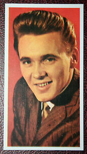 Billy-Fury-Original-Early-1960-039-s-Scouse-Crooner-Photo-Card-EXC