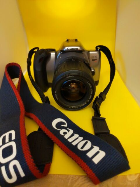 Canon Eos Rebel K2 With 28