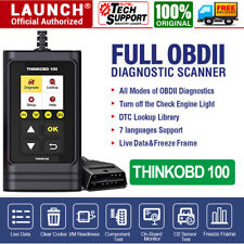 Universal Obd2 Scanner Engine Fault Reader Read Clear Codes Can Diagnostic Tool