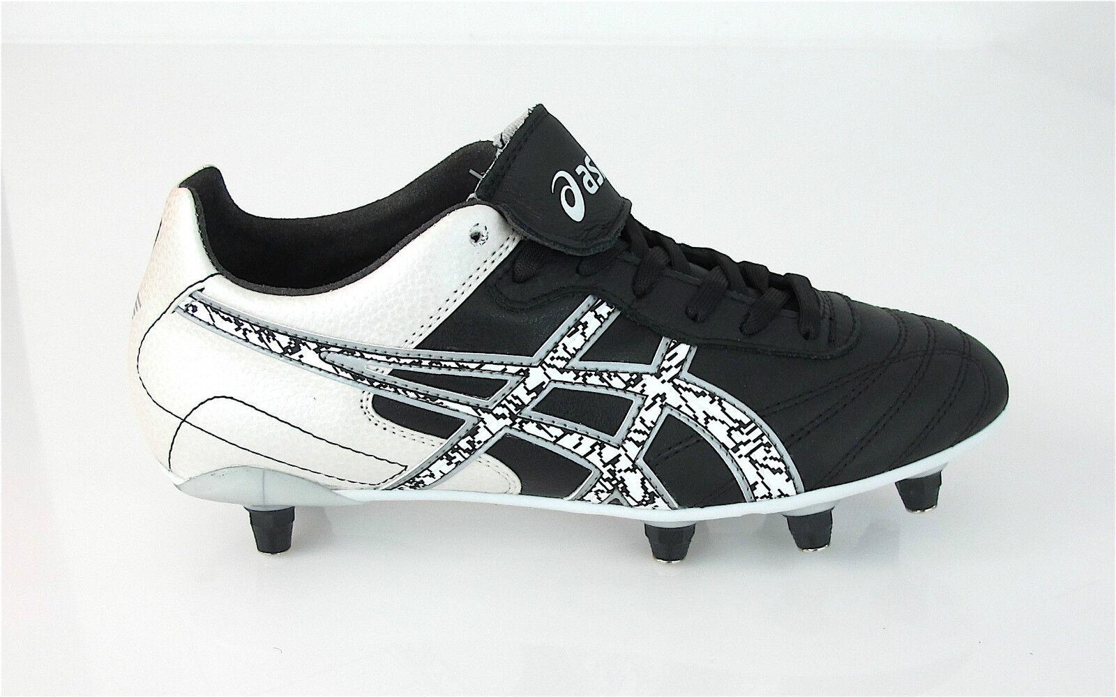 ASICS shoes calcio mod.NIPPON ST 140651 9001 col.BIANCO black luglio 2016