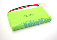 9.6V Ni-MH 1800mAh 8AA Rechargeable Battery for RC Boat, Car, Truck,Tank x 1
