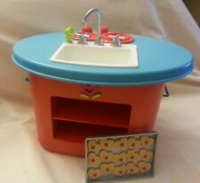 American Girl Bitty Baby Twins Kitchen/baking Set Retired incomplete toy