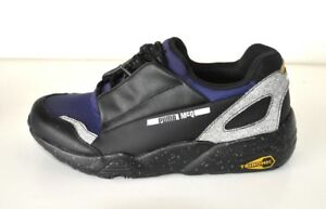 PUMA-McQ-purple-amp-black-trainers-size-38-199-NEW