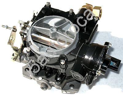MARINE QUADRAJET fits MERCRUISER 7.4L engines plus an upgraded ELECTRIC CHOKE