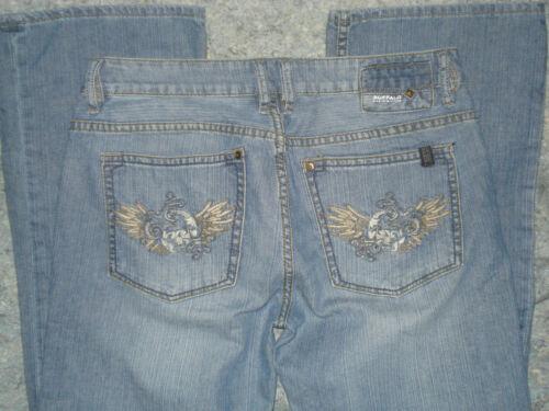 32 pour hommes brodé Buffalo 31 kenny X Jeans wRq1x