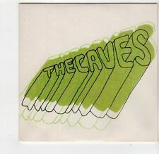 (FQ303) The Caves, Wow Machine / Simons Robotic Hand - 2004 DJ CD