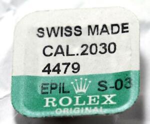 NEW GENUINE ROLEX PART 2030-4479 REVERSING WHEEL FIT CALIBER 2030~2035