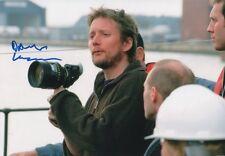 David Mackenzie Autogramm signed 20x30 cm Bild