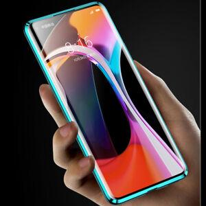 Magnetico Flip Cover per Xiaomi Redmi Note 8 Pro 8T 8A 7 K30 custodia 360 vetro