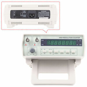 VC3165-Radio-Frequency-Counter-RF-Meter-0-01Hz-2-4GHz-LED-Professional-Tester