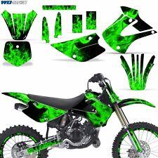 Graphic Kit Kawasaki KX 85/100 Dirt Bike MX Motocross KX85 KX100 2001-2013 ICE G