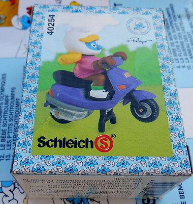 40253 schtroumpf  scooter pitufos smurf puffo puffi original  schtroumpfette