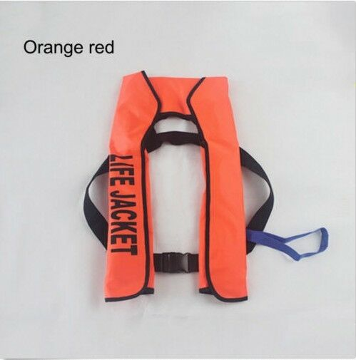 mustang manual inflatable life vest