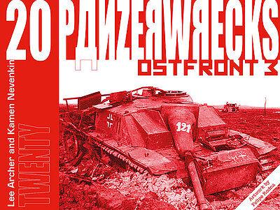 Panzerwrecks 22 Panzerwracks abgeschossene Panzer Buch Bildband Bilder Tanks NEU