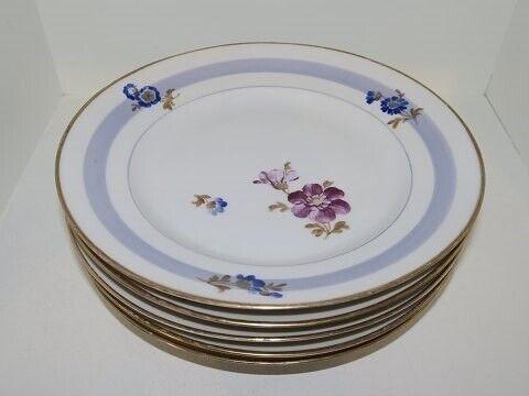 Porcelæn, Fredensborg  Middagstallerken 23 cm.,