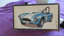 VINTAGE AMT 1964-65 FORD POWERED COBRA THE KING SNAKE